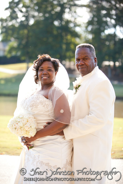 Sharonda & Terry's Polo Golf & Country Club Wedding in Cumming, GA